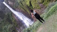 Catarata Toro Amarillo, Sarchí