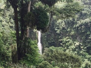Catarata La Muralla, Turrialba
