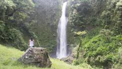Catarata La Muralla, Turrialba