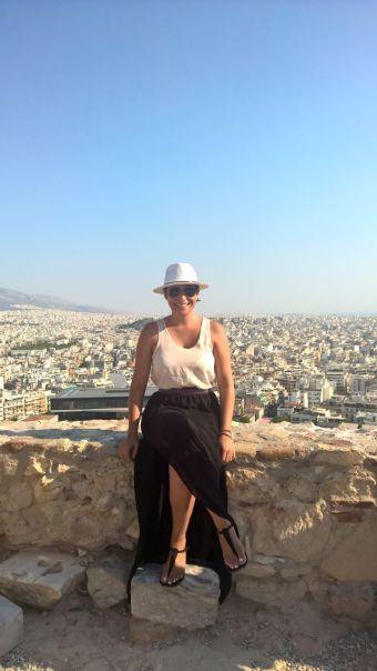 Acrópolis, Atenas, Grecia.