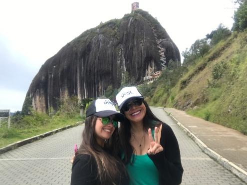 El Peñol de Guatapé, Antioquia, Colombia.